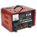 Sealey Boost120 Battery Starter Charger Booster 12v 24v 230v New Boxed