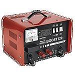 image of Sealey Boost120 Battery Starter Charger Booster 12v 24v 230v New Boxed
