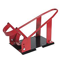 image of Sealey Fps6 Motorcycle Front Wheel Chock Stand Holder