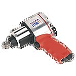 """image of Sealey Gsa02 Air Impact Wrench 1/2""""sq Drive Twin Hammer"""