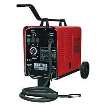 image of Sealey Mightymig150 Professional Gas / No-gas Mig Welder 150amp 230v