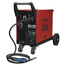 image of Sealey Mightymig170 170amp Gas / No Gas Mighty Mig Welder