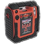 image of Sealey Rs131 Roadstart Emergency Jump Start Power Pack 12v 900 Peak Amps