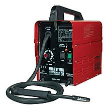 image of Sealey Mightymig100 Professional No Gas Mig Welder 100 Amp 230v Gasless Inc Wire
