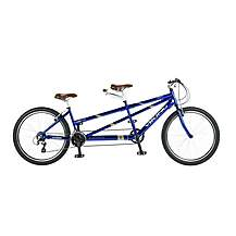 "image of Viking Regency Tandem Bike 17""-15"""