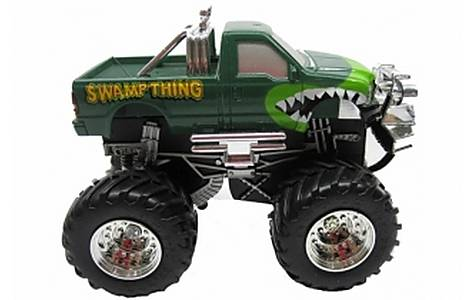 image of Radio Controlled Mini Monster Truck, Extreme