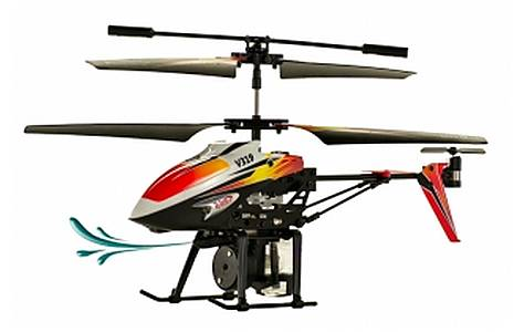 image of Water Firing Remote Control Helicopter