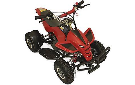 image of 50cc Street Assassin Mini Off-road Petrol Quad Bike, Red