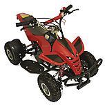 50cc Street Assassin Mini Off-road Petrol Quad Bike, Red