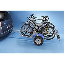 image of Mottez 4 Bike Trailer