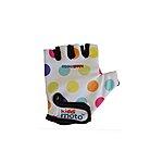 image of Kiddimoto Pastel Dotty Gloves Small