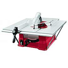 "image of Lumberjack Ts254el 10""""/254mm 1500w Table Saw With Side Extensions  230v"