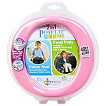 Potette Plus 2 In 1 Travel Potty - Pink/purple