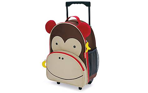 image of Skip Hop Zoo Luggage - Monkey