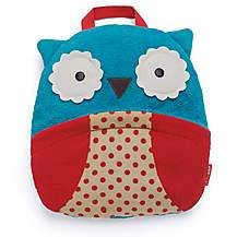 image of Skip Hop Zoo Travel Blanket - Owl