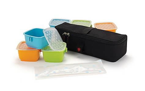image of Skip Hop Bento On-the-go Extra Mealtime Kit
