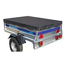 image of High Quality 4ft X 3ft Trailer Cover