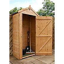 image of 3ft 2 X 2ft Sentry Box With Single Door