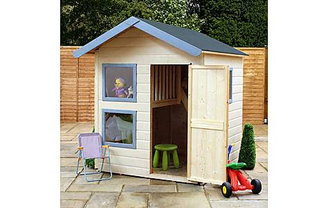 image of Double Storey Playhouse 5ft X 5ft