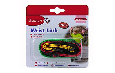 image of Clippasafe Wrist Link With Shock Absorber