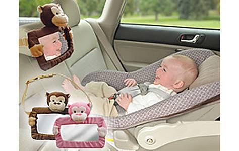 image of Goldbug Safe View Car Mirror