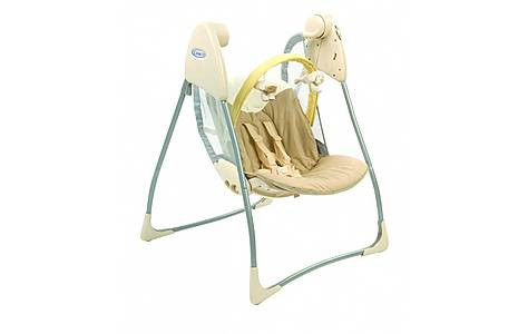 image of Graco Baby Delight Swing Hedgerow