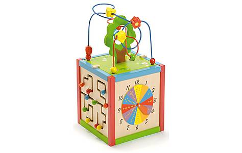 image of Tiny Love Rest And Play Activity Cube