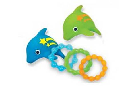 image of Munchkin Toy Dare Devil Dolphins