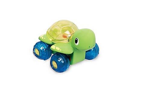 image of Munchkin Wet Wheels Baby Bath Toy - Turtle