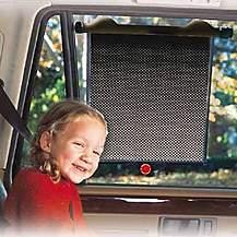 image of Munchkin White Hot Safety Sun Block Blind