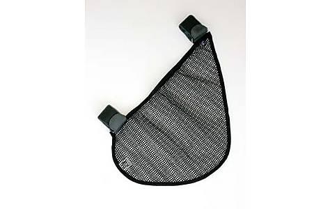 image of Jl Childress Stroller Side Sling Cargo Net Black