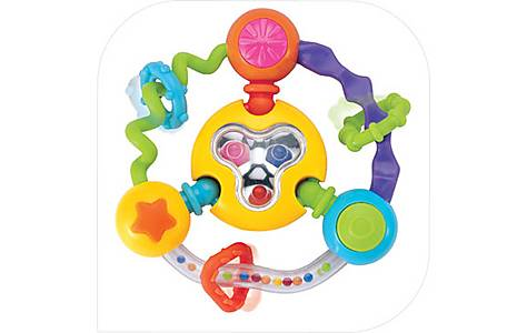 image of Bkids Shaken Play Rattle Baby Toy