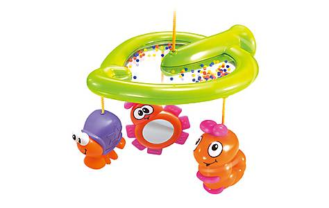 image of Bkids Hang On Bugs Baby Toy