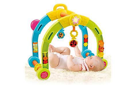 image of Bkids Play N Grow Play Station Baby Toy