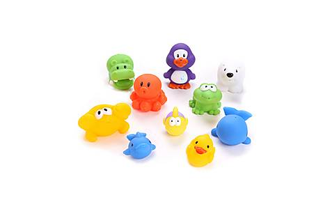 image of Bkids Squirter Combo Set Bath Toy