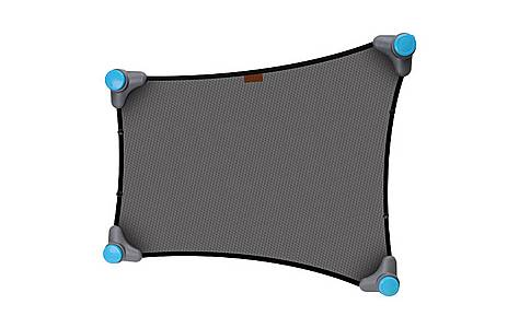 image of Brica Stretch-to-fit Car Window Sunshade