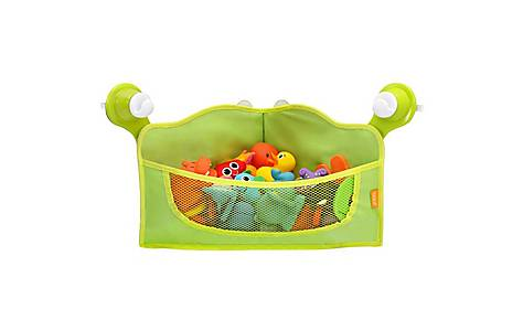 image of Brica Corner Bath Toy Basket