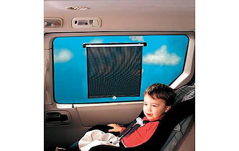 image of Graco Car Window Roller Shades