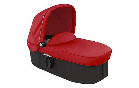 image of Graco Evo Pushchair Carrycot In Chilli