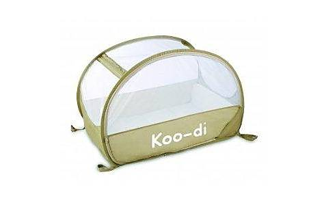 image of Koo-di Pop-up Travel Bubble Cot - Cafe Creme