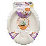 image of Dreambaby Soft Touch Potty Training Seat In White