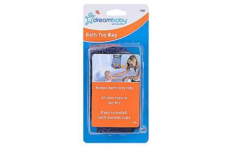 image of Dreambaby Bath Toy Bag