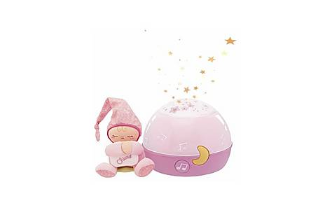 image of Chicco Goodnight Stars Projector - Pink