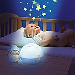 image of Chicco Goodnight Stars Projector - Blue