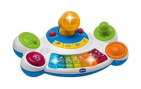 image of Chicco Baby Star Piano Music Toy