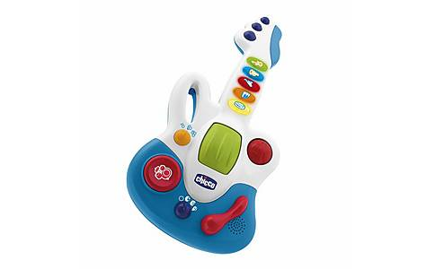 image of Chicco Baby Star Guitar Toy