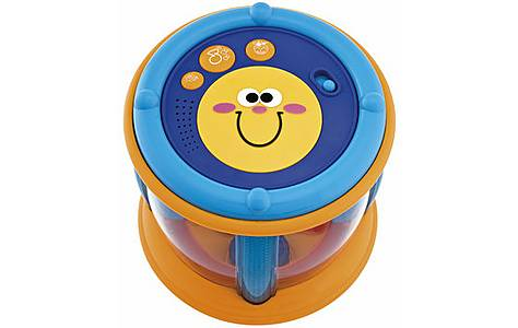 image of Chicco Tambourine Shapes N Sounds