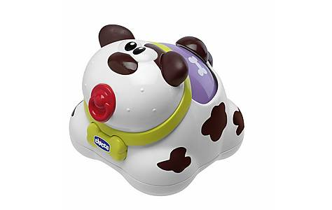 image of Chicco Toby Push n Go Dog Toy