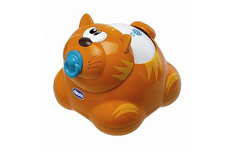 image of Chicco Tom Push n Go Cat Toy