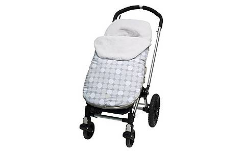image of Jj Cole Weather Resistant Bundle Me For Toddlers (gray Circle)